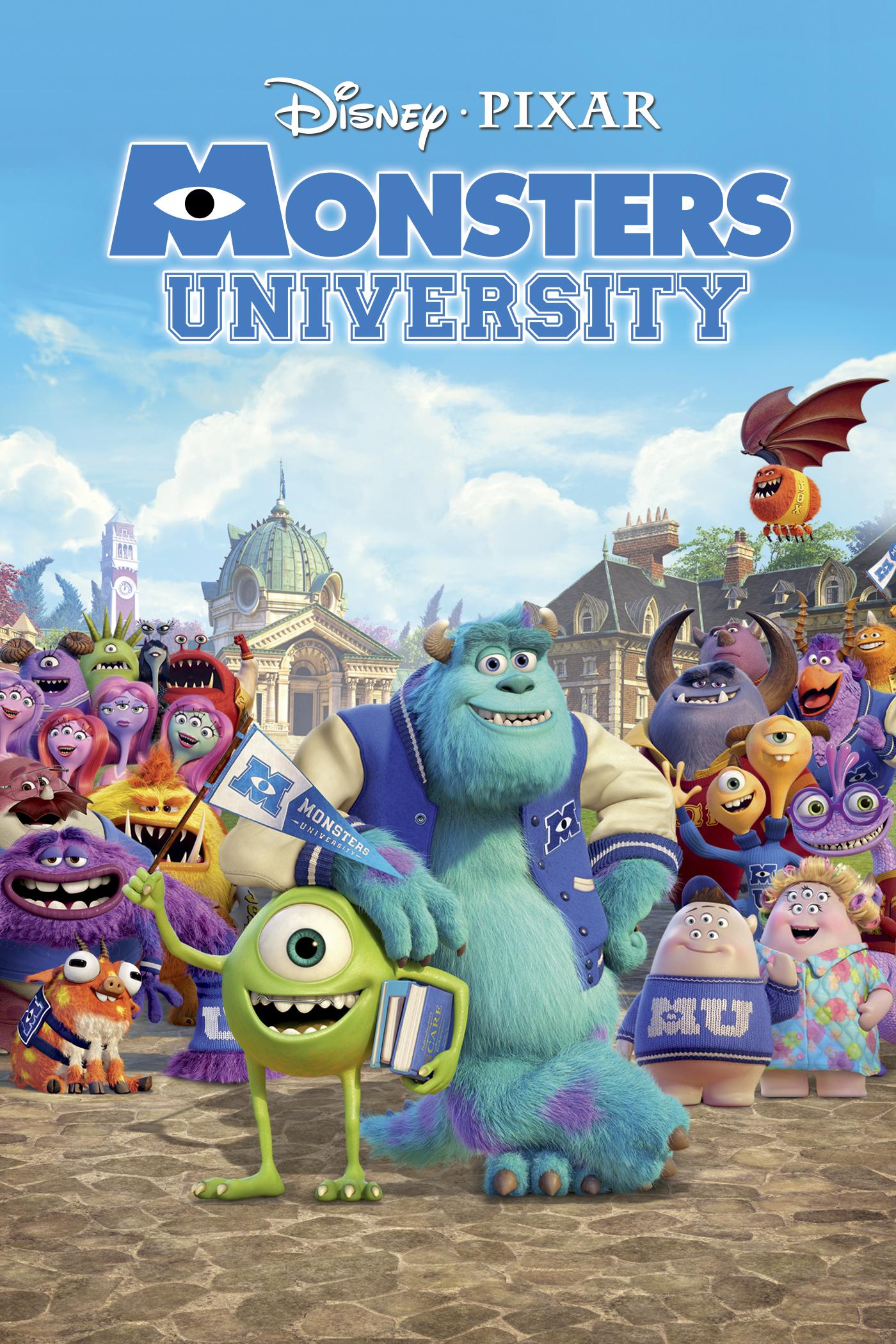 Monster Uni