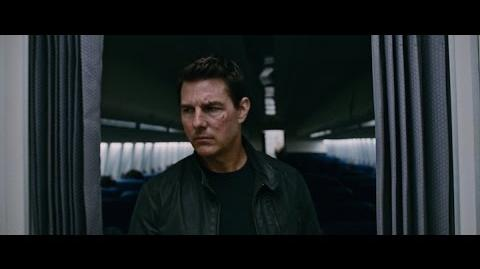 """Jack Reacher Never Go Back (2016) - """"Rules Airplane"""" - Paramount Pictures"""