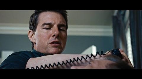 """Jack Reacher Never Go Back (2016) - """"Rules Arm"""" - Paramount Pictures"""