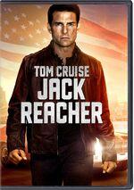 Jack Reacher DVD front cover