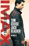 Jack Reacher Never Go Back poster 4