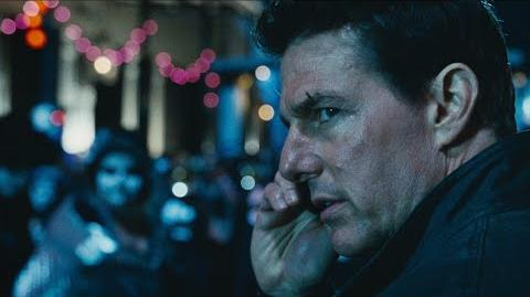 """Jack Reacher Never Go Back (2016) - """"Hunting"""" Spot - Paramount Pictures"""