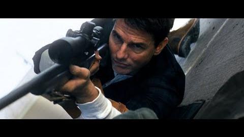 Jack Reacher Official Movie Trailer 2