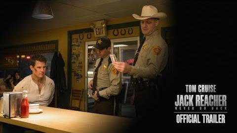 Jack Reacher Never Go Back Trailer (2016) - Paramount Pictures