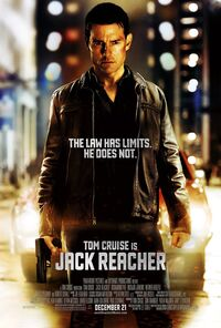 Jack Reacher poster 2