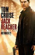 Jack Reacher Never Go Back poster 3