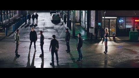 Jack Reacher Official Movie Clip Five Against One