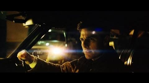 Jack Reacher Official Movie Clip Eluding the Police