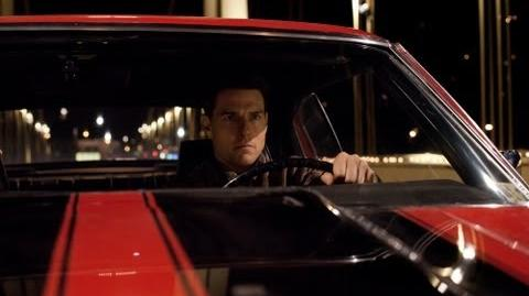 Jack Reacher Official Movie Featurette Chevelle