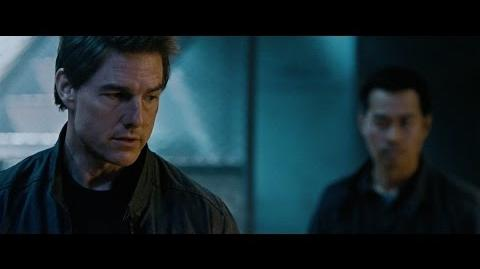 """Jack Reacher Never Go Back (2016) - """"Rules Fight"""" - Paramount Pictures"""