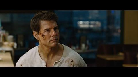 """Jack Reacher Never Go Back (2016) - """"Rules Diner"""" - Paramount Pictures"""