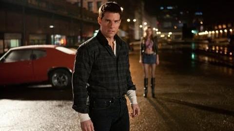 Jack Reacher Official Movie Clip Reacher Rules 1