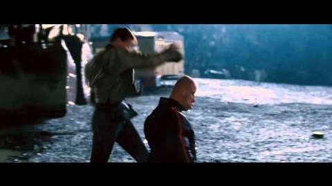 Jack Reacher Official Movie Spot Street Fighter