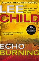 Echo Burning cover