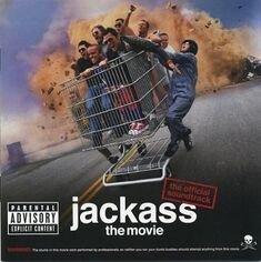 Jackass soundtrack cover