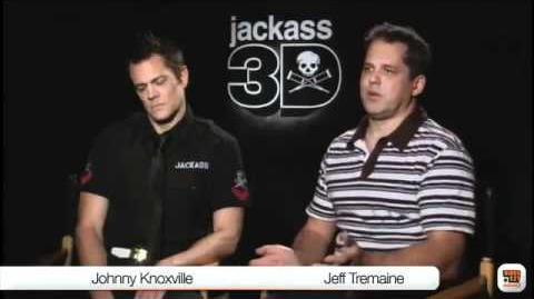 Interview Johnny Knoxville & Jeff Tremaine - Jackass 3