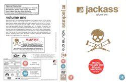 Jackass volume 1 sleeve low res