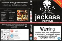 Jackass movie special edit