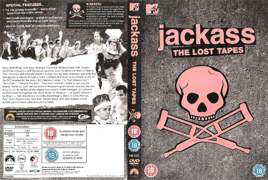 Jack ass the lost tapes