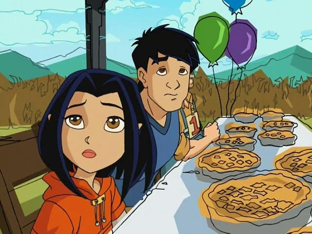 Jackie Chan Adventures S01 12 The Tiger And The Pussycat