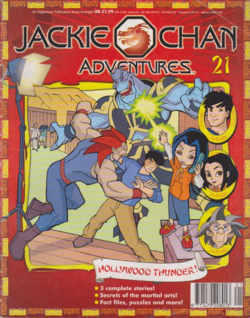Jackie Chan Issue 21
