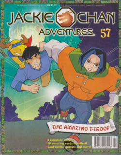 Jackie Chan Issue 57