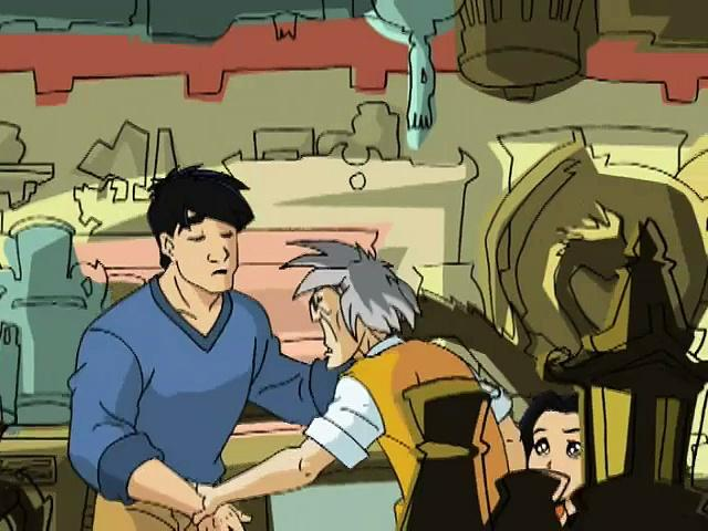 Jackie Chan Adventures S01 06 Project A, For Astral