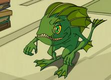 Fishy Demon
