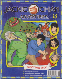 Jackie Chan Issue 18