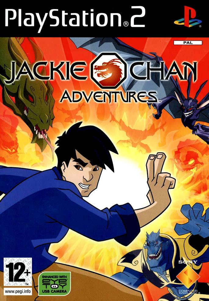 Jackie Chan Adventures...