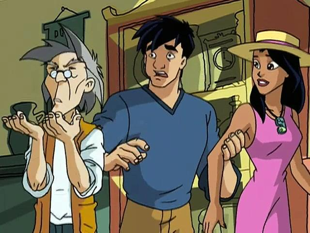 Jackie Chan Adventures S02 06 The J-Team