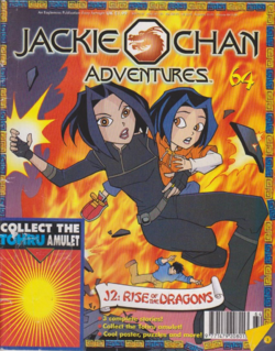 Jackie Chan Issue 64