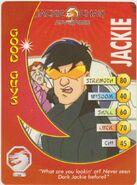 Jackie card 36