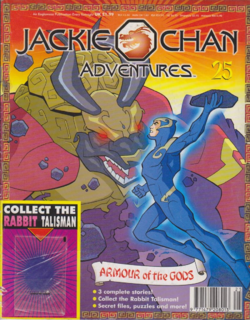 Jackie Chan Issue 25
