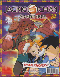 Jackie Chan Issue 50