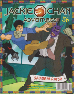 Jackie Chan Issue 56