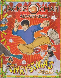 Jackie Chan Xmas 2003
