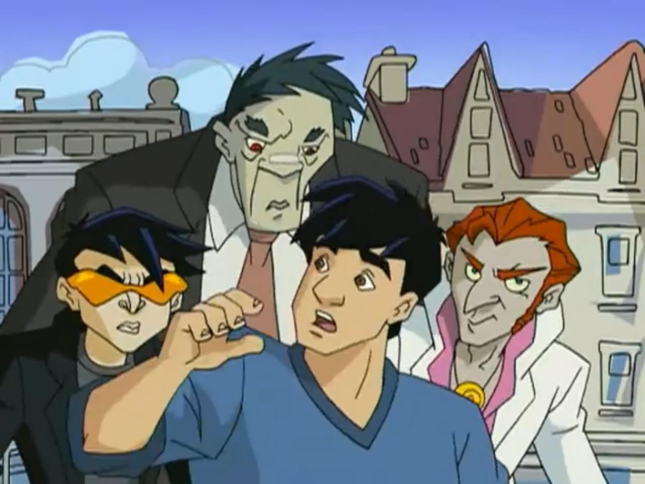 Tough Luck | Jackie Chan Adventures Wiki | FANDOM powered ...