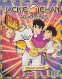Jackie Chan Adventures Magazine 41