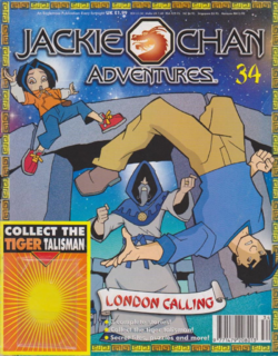 Jackie Chan Issue 34
