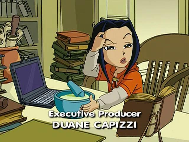 Jackie Chan Adventures S02 37 Shrink Rap