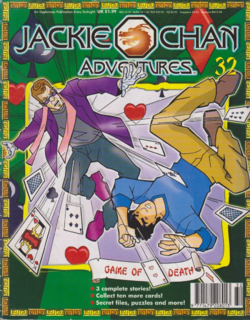 Jackie Chan Issue 32