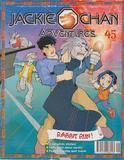 Jackie Chan Adventures Magazine 45