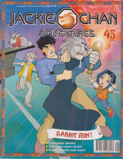 Jackie Chan Issue 45