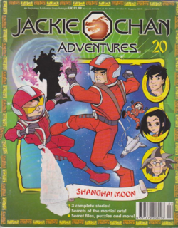 Jackie Chan Issue 20