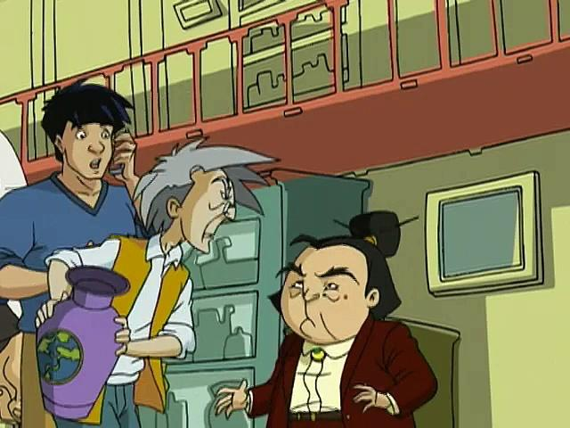 Jackie Chan Adventures S02 04 The Mother Of All Battles