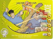 Jackie card 33