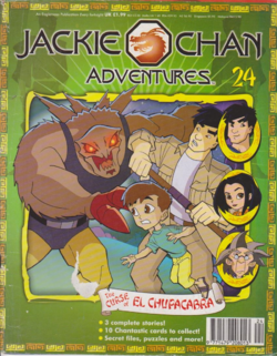 Jackie Chan Issue 24