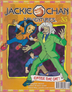Jackie Chan Issue 35