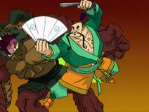 Zhongli Quan and Dai Gui